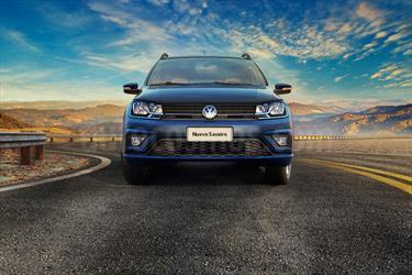 Foto venta Auto nuevo Volkswagen Saveiro 1.6 Cabina Extendida Safety color Gris Platinium