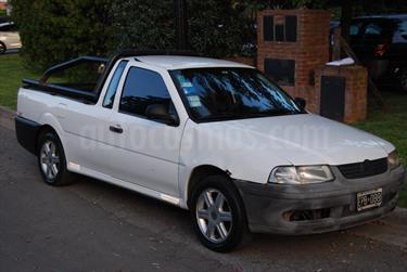 Foto venta Auto Usado Volkswagen Saveiro 1.6 Cabina Extendida (2017) color Blanco Cristal precio $110.000