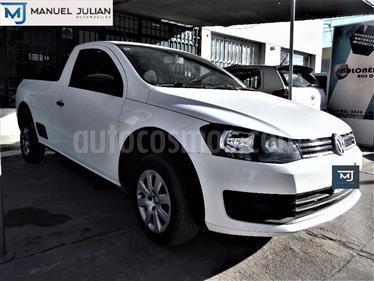 Foto venta Auto Usado Volkswagen Saveiro 1.6 Cabina Simple (2013) color Blanco precio $215.000