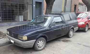 Foto venta Auto Usado Volkswagen Saveiro 1.6 Cabina Simple (1994) color Gris precio $56.000
