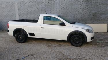 Foto venta Auto usado Volkswagen Saveiro 1.6 Cabina Simple (2013) color Blanco Cristal precio $175.000