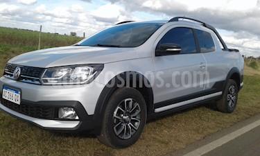 Foto venta Auto Usado Volkswagen Saveiro 1.6 Cross (2018) color Gris precio $500.000
