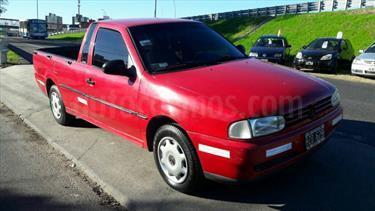 Foto venta Auto Usado Volkswagen Saveiro 1.9 SD (1998) color Rojo precio $82.900