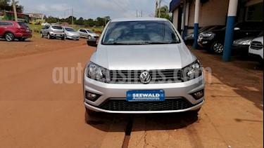 Foto venta Auto Usado Volkswagen Saveiro C/Extendida 1.6 N Pack High (101cv) (l13) (2017) color Gris precio $470.000