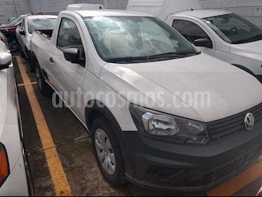 Foto venta Auto Seminuevo Volkswagen Saveiro Starline (2017) color Blanco Candy precio $199,000