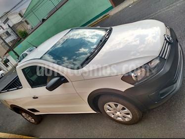 Foto venta Auto Seminuevo Volkswagen Saveiro Starline (2015) color Blanco Candy precio $149,700