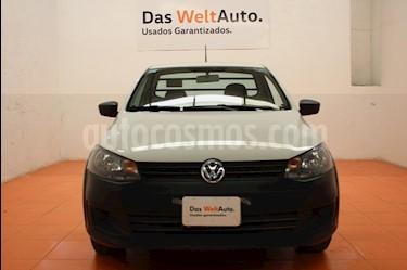 Foto venta Auto Seminuevo Volkswagen Saveiro Startline (2016) color Blanco precio $165,000