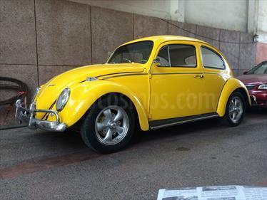 Foto venta Auto Seminuevo Volkswagen Sedan Clasico (1966) color Amarillo precio $85,000