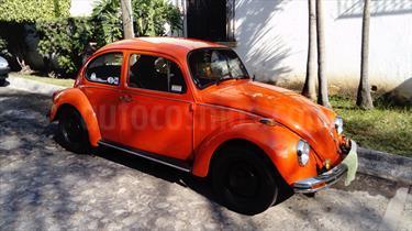 Foto venta Auto Seminuevo Volkswagen Sedan Clasico (1985) color Naranja precio $52,000