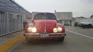 Foto venta Auto usado Volkswagen Sedan Clasico (2001) color Rojo Emocion precio $90,000