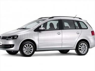 Foto venta Auto Usado Volkswagen Sharan 1.6 Trendline (2010) color Negro precio $170.000