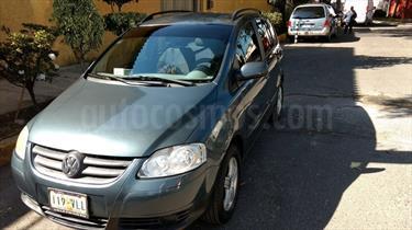 Foto venta Auto usado Volkswagen SportVan 1.6L Comfortline (2008) color Azul precio $75,000