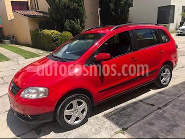 Foto venta Auto usado Volkswagen SportVan 1.6L Comfortline (2009) color Rojo precio $80,000