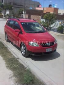 Foto venta Auto usado Volkswagen SportVan 1.6L Standar (2007) color Rojo precio $81,000