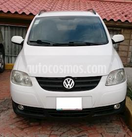 Foto venta Auto usado Volkswagen SportVan 1.6L Trendline (2009) color Blanco precio $71,500