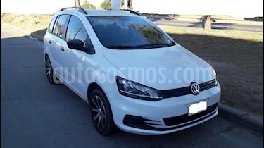 Volkswagen Suran 1.6 Comfortline Plus usado (2016) color Blanco Cristal precio $530.000