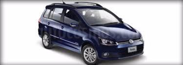 Foto venta Auto Usado Volkswagen Suran 1.6 Comfortline (2017) color Gris Oscuro precio $331.311