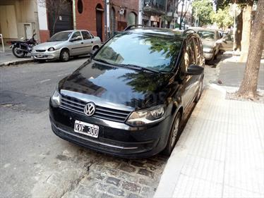 Foto venta Auto usado Volkswagen Suran 1.6 Comfortline (2012) color Negro Universal precio $169.000