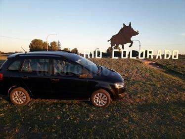Foto venta Auto Usado Volkswagen Suran 1.6 Comfortline (2012) color Negro Basalto precio $160.000