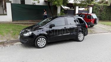 Foto venta Auto usado Volkswagen Suran 1.6 Comfortline (2012) color Negro Diamante precio $175.000