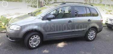 Volkswagen Suran 1.6 Comfortline usado (2007) color Gris precio $240.000