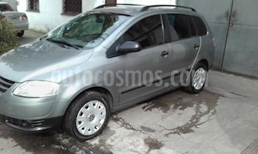 Foto venta Auto Usado Volkswagen Suran 1.6 Comfortline (2007) color Verde Oliva precio $157.000
