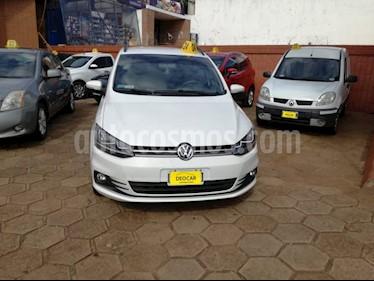 Foto venta Auto Usado Volkswagen Suran 1.6 Confortline (2015) color Blanco precio $350.000