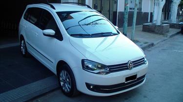 Volkswagen Suran 1.6 Highline Cuero 2014