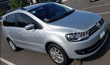 Foto venta Auto usado Volkswagen Suran 1.6 Highline I-Motion (2014) color Gris Off-Road precio $339.000