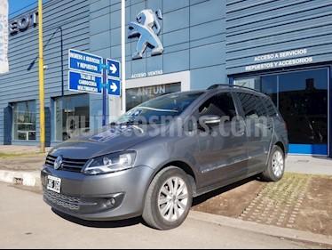Foto venta Auto Usado Volkswagen Suran 1.6 Highline Plus (2010) color Azul Celeste