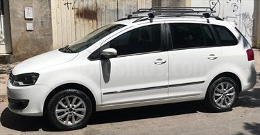 Foto venta Auto Usado Volkswagen Suran 1.6 Highline (2013) color Blanco Cristal precio $225.000