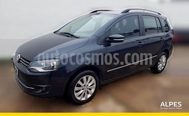 Foto venta Auto Usado Volkswagen Suran 1.6 Highline (2011) color Azul precio $240.000