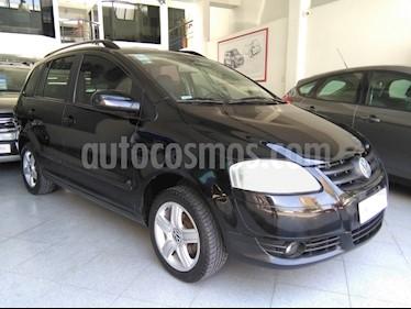 Foto venta Auto Usado Volkswagen Suran 1.6 Highline (2007) color Negro precio $159.000