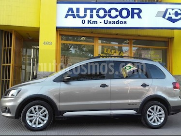 Foto venta Auto Usado Volkswagen Suran 1.6 Track (2018) color Gris Oscuro precio $520.000