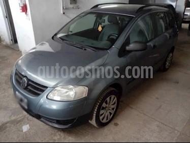Foto venta Auto usado Volkswagen Suran 1.6 Track (2006) color Gris Claro precio $150.000