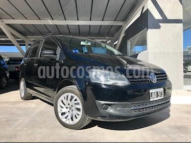 Foto venta Auto Usado Volkswagen Suran 1.6 Trendline (2010) color Negro precio $175.000