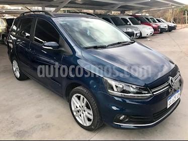 Foto venta Auto Usado Volkswagen Suran 1.6 Trendline (2016) color Azul precio $315.000