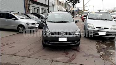 Foto venta Auto Usado Volkswagen Suran 1.6 Trendline (2014) color Gris Oscuro precio $275.000