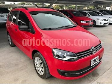 Foto venta Auto Usado Volkswagen Suran 1.6 Trendline (2013) color Rojo precio $215.000
