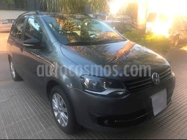 Volkswagen Suran 1.6 Trendline usado (2011) color Gris Vulcano precio $370.000