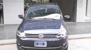 Volkswagen Suran Highline Cuero 2012
