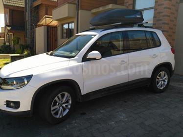 Volkswagen Tiguan 1.4L Trend & Fun 4x2 Plus usado (2013) color Blanco precio $8.800.000