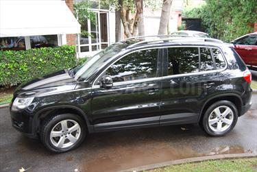 Foto venta Auto usado Volkswagen Tiguan 2.0 TSi Exclusive Aut (2010) color Negro Profundo precio $360.000