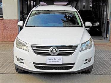 Foto venta Auto Usado Volkswagen Tiguan 2.0 TSi Sport & Style Aut (2011) color Blanco Candy precio $389.000