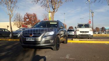 Volkswagen Tiguan 2.0L TSI Limited 4Motion Aut usado (2010) color Gris Slate precio $7.400.000