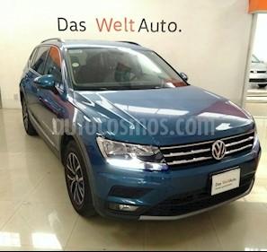 Foto venta Auto Usado Volkswagen Tiguan Comfortline (2018) color Azul precio $425,001