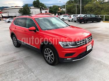 Foto venta Auto Usado Volkswagen Tiguan Comfortline (2018) color Naranja precio $430,000