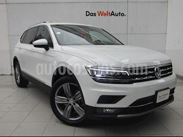 Foto venta Auto Seminuevo Volkswagen Tiguan Highline (2018) color Blanco precio $539,000