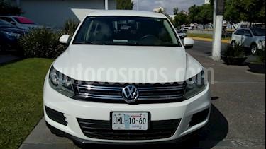 Foto venta Auto Seminuevo Volkswagen Tiguan Native  (2013) color Blanco Candy precio $229,000