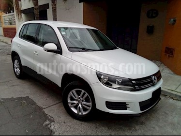 Foto venta Auto usado Volkswagen Tiguan Sport & Style 1.4 (2015) color Blanco precio $248,000